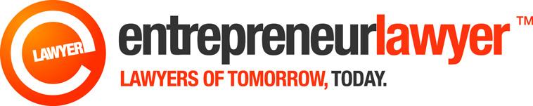 entrepreneur lawyer logo